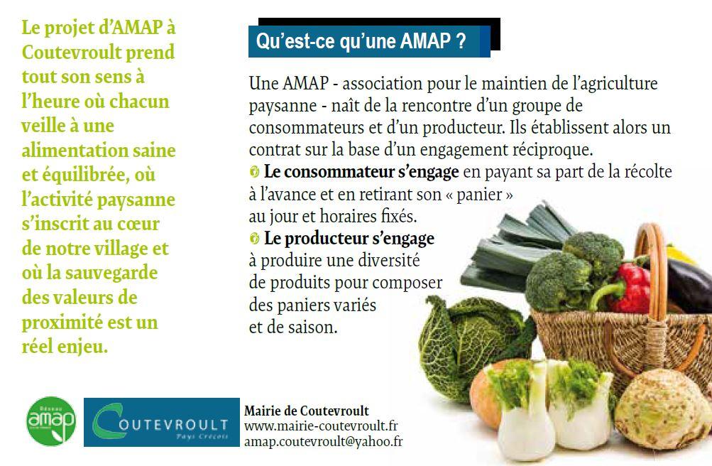 flyer AMAP