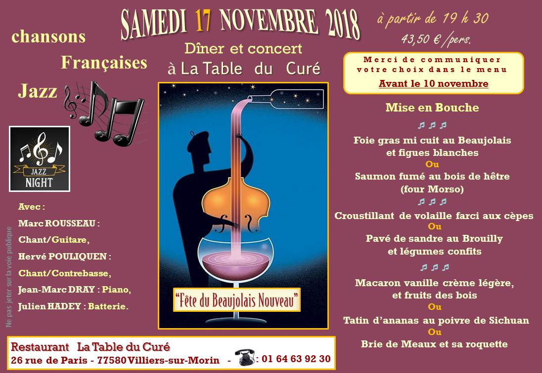 beaujolais 2018 flyer