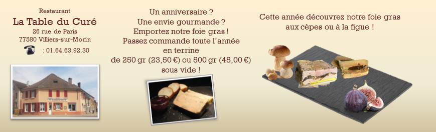 bandeau foie gras année